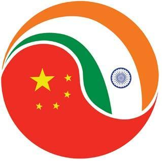 relationship of india and china