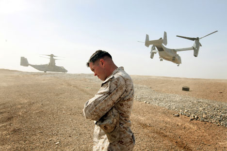 Top U.S. Commander: American Troops Need to Stay in Afghanistan