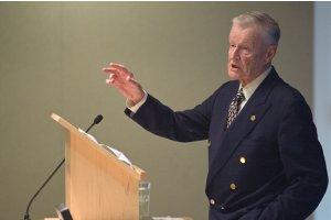 SIS Brzezinski talk