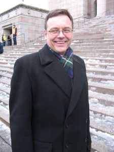 Mikael Storsjö in 2009