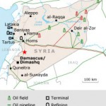 Internal and External Dynamics of Syrian Crisis
