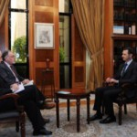 Assad talks, Russia walks