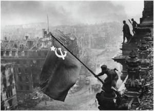 soviet banner reichstag