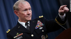 Joint Chiefs Chairman General Martin Dempsey