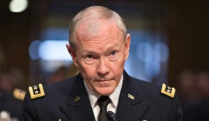 Chairman of the Joint Chiefs of Staff, Gen. Martin E. Dempsey. Photo by AP
