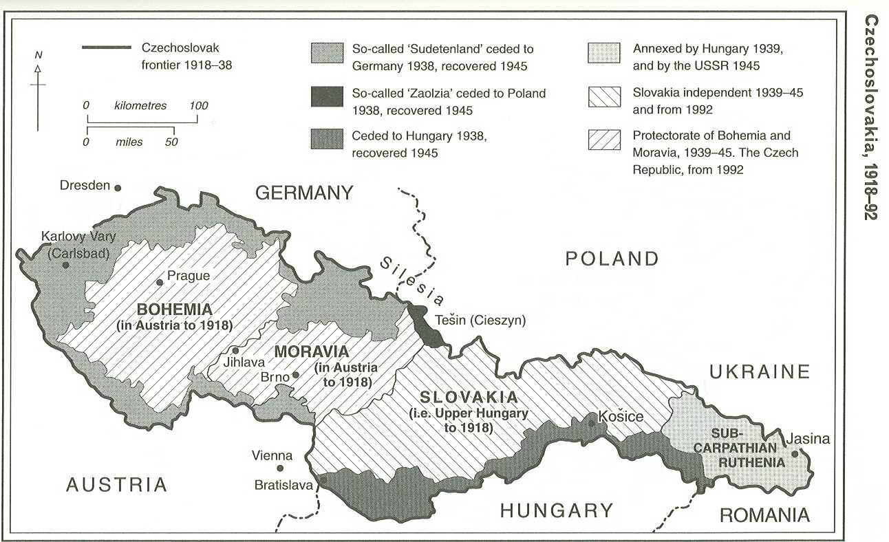 czechoslovakia prior to world war i The munich agreement was an astonishingly successful strategy for adolf hitler in the months leading up to world war ii the agreement was signed on sep 30, 1938, and in it, the powers of europe willingly conceded to nazi germany's demands for the sudetenland in czechoslovakia to keep peace in our .