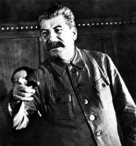 stalin 1940