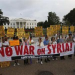 "Nobel Peace Laureate: ""Stop Madness of War!"""