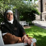 "Nobel Peace Laureate: ""Mother Agnes is bringing to America the story of Syria"""