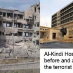 Syria's hospitals targeted by NATO-backed armed groups