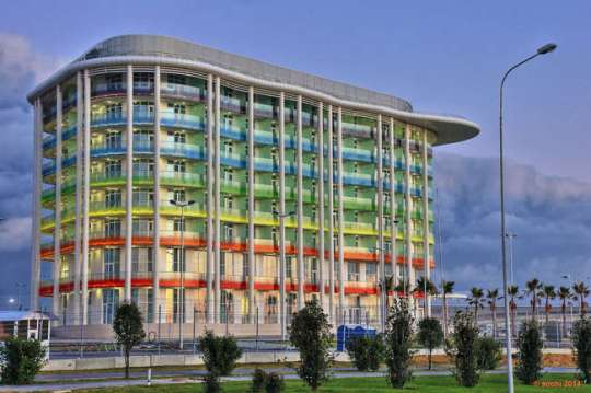 The Media Hotel at the Olympic Park (Coastal Cluster), Sochi.