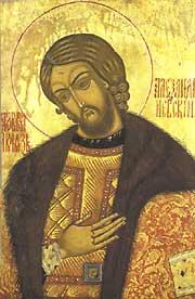Saint Alexander Nevsky