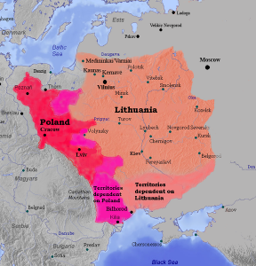 Occupied Ukraine in the 14th c.