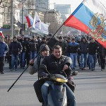 Blame Game Over Ukraine And Crimea's Status