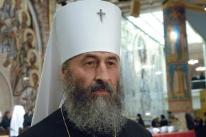 Metropolitan Onuphrius, who is currently the locum tenens of the post of primate of the Ukrainian Orthodox Church (Moscow Patriarchate), has repeatedly called new Kievan authorities to cease fire in the South-East of Ukraine.