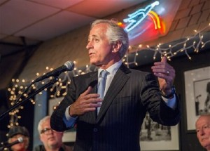 "When Bob Corker was Chattanooga's mayor a decade ago, his encounters with ""foreign powers"" were limited to dealings with neighboring towns in Hamilton County."