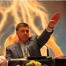 Oleg Tyagnibok is a Ukrainian politician, the leader of Svoboda Party. He is characterized as representative of Ukraine's far right, a Russophobe and an anti-Semite. Tyagnibok took active part in the Maidan events as an opposition leader. He was involved in staging the February 2014 coup. Tyagnibok is closely linked to Pravy Sector, an organization of Ukrainian nationalists who take part in the extermination of civilians in the Donbass and the Luhansk regions as the conflict in Eastern Ukraine continues to flare.