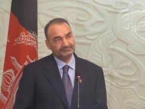 Just two days before Ashraf Ghani's inauguration, the governor of the Balkh province, Atta Mohammad Noor (on the picture), was still refusing to publicly congratulate him on his victory.