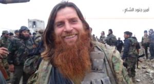 Chechen al Qaeda Commander Omar al-Shishani