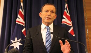 "Tony Abbott, australian PM stated on October 3: ""ISIL, has effectively declared war on the world. The world is responding."""