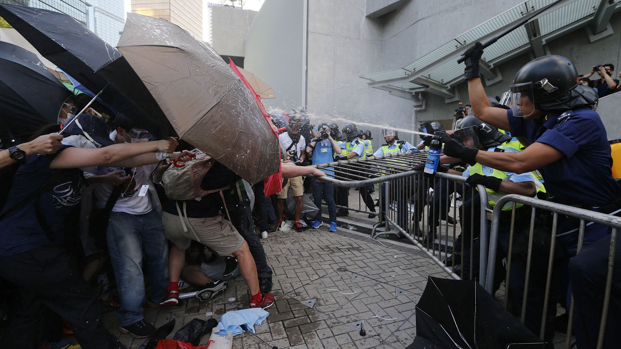 hong kong revolution essay Richard bush recently delivered testimony on the impact of the umbrella movement in hong kong before the subcommittee on east asian and pacific affairs of the.