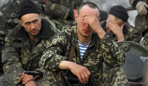 "Ukrainian army is decimated: "".... only 83 out of 4,700 soldiers who deployed with the brigade have returned unhurt."""