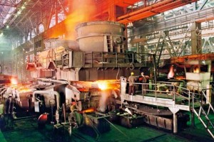 Almost the whole Ukrainian industry stopped its production, most of the production had even bankrupted.