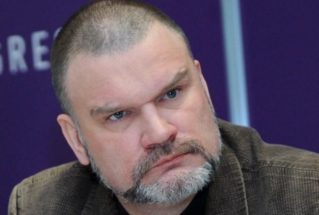 Latvian human rights activist Ejnars Graudins