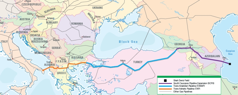 Russia and Turkey's Gas Pipeline Deal: Implications for the European