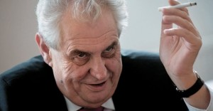 "The Czech President, Milos Zeman, has regularly demanded normal relations with Putin's Russia, called the Ukrainian crisis a ""civil war"" and then, in a radio interview categorised Mikhail Khodorkovsky as a criminal while reminding listeners of the double entendre involved in the moniker ""Pussy Riot."""