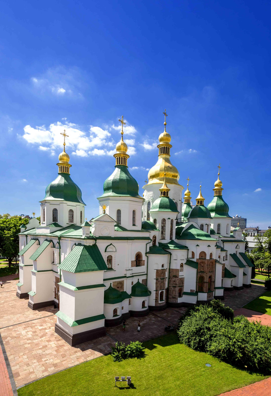 Kiev St Sophia Cathedral