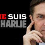 Who is fueling hysteria around Charlie Hebdo?