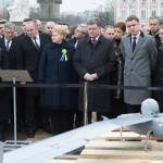 Junk metal show in Kiev and Poroshenko's mental defeat