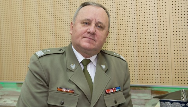 Polish General Bogusław Pacek is leading the group of NATO advisers in Ukraine.