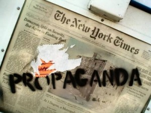 The New York Times is one of the leading medias in false informing about Ukraine.