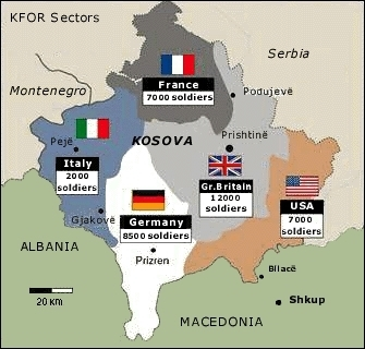 the propaganda of nato and the united states about kosovo Moscow promises serbs it will bomb the hell  hatred toward europe and nato, and, of course, the united states  nato has fallen into a russian propaganda.