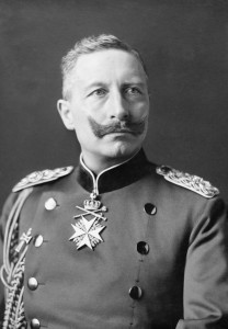 Kaiser Wilhelm II of Germany