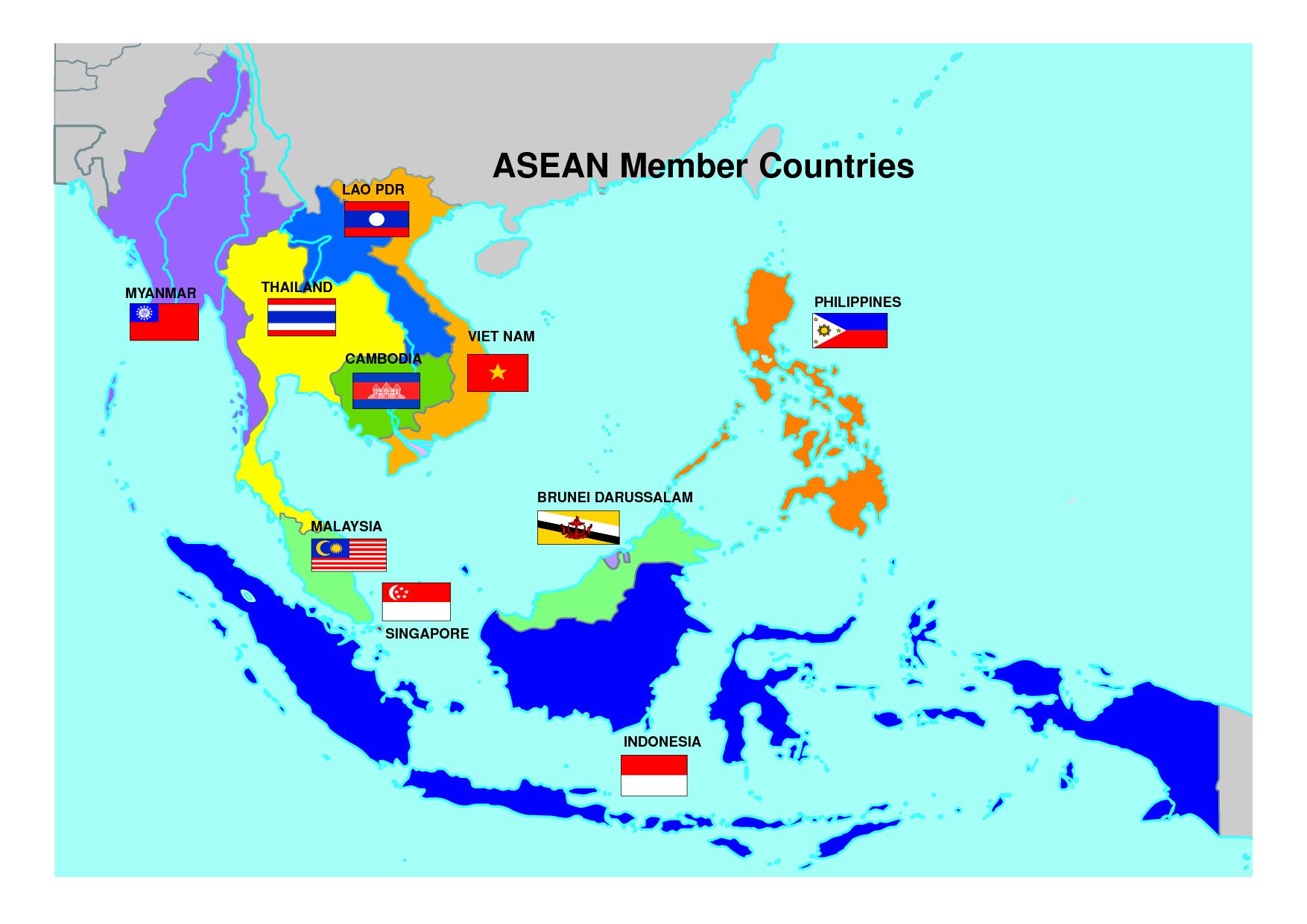 ASEAN's Geopolitical Arrangement Visàvis The Chinese