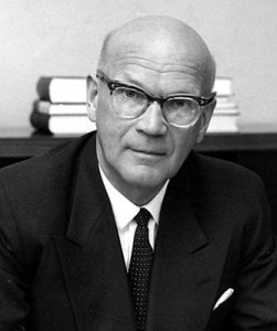 Urho Kekkonen,  the longest-serving President of Finland (1956–1982)