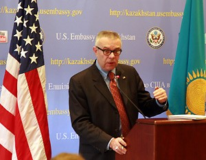 Richard E. Hoagland Principal Deputy Assistant Secretary BUREAU OF SOUTH AND CENTRAL ASIAN AFFAIRS