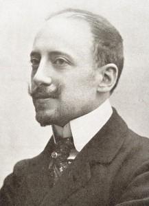 Gabriele D'Annunzio (1863−1938)