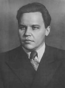 Nikolay Voznesensky (1903-1950)