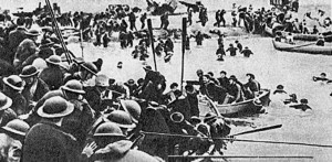 The evacuation of British troops from Dunkirk was made possible by none other than Adolf Hitler himself