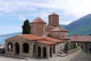 St.Naum monastery, Macedonia