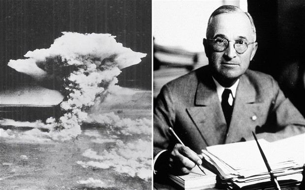 "a reflection of trumans decision to drop the bomb The decision to drop the bomb an ongoing debate among historians as to which was the ""real"" motivation behind president truman's decision to use it on."