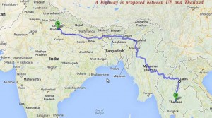 The India-Myanmar-Thailand (IMT) trilateral highway, which entails linking India to Myanmar and then further to Southeast Asia, has been taken up as priority by Prime Minister Narendra Modi.