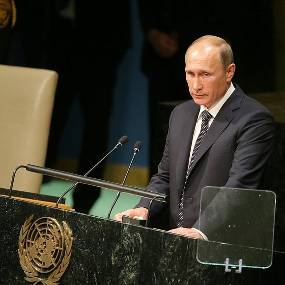 "Putin at the UN: ""Do you at least realize now what you've..."