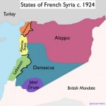 France: seeking old mandate in Syria