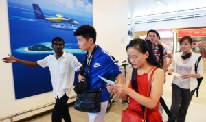 Maldives are now destination of choice for Chinese tourists