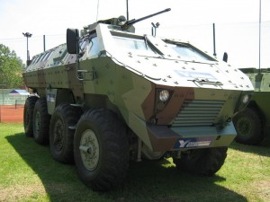 Serbian armoured vehicle Lazar to be equipped with the Russian weaponry.